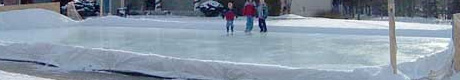 Ice Rink Liners